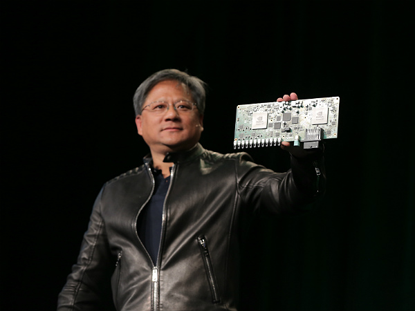 nvidia drive for cars