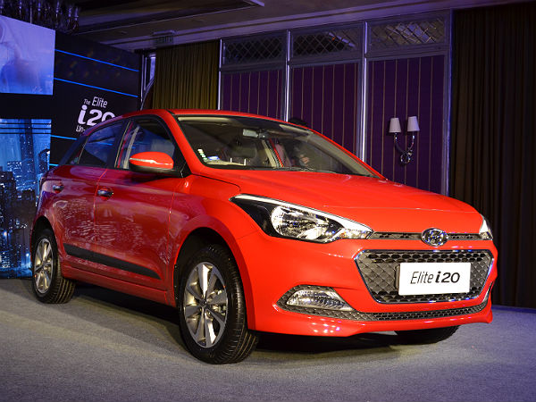 Hyundai Elite i20 Price Hike 2015