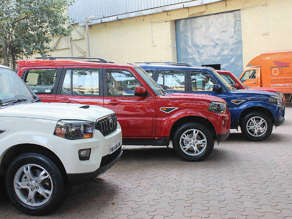 new car launches for 2015Mahindra Scorpio S4 Variant Launched For 2015  DriveSpark