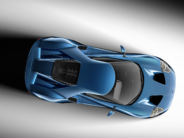 2016 Ford GT Revealed: The Legend Adds A New Chapter