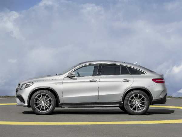 mercedes benz gle 63 coupe suv