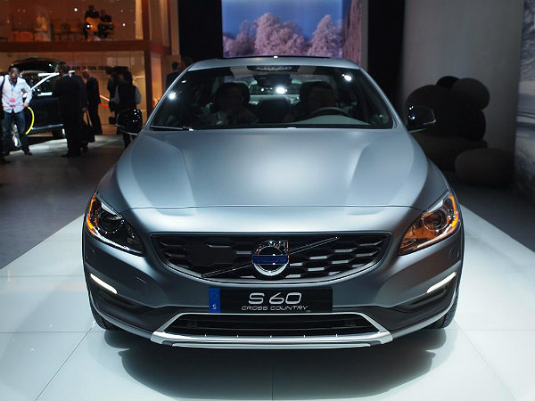volvo cars at detroit auto show