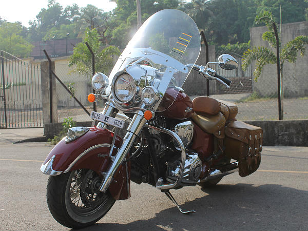 Indian Chief Vintage: First Ride Impression
