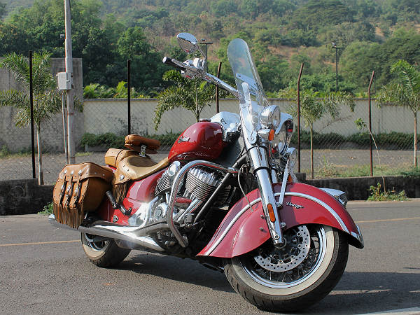 Indian Chief Vintage: Design