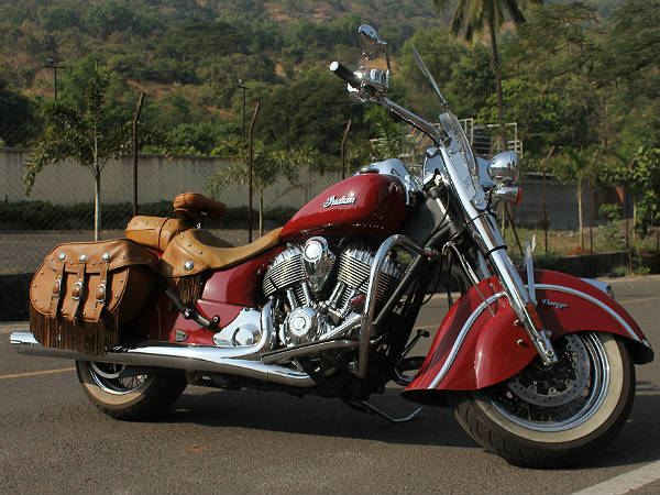 Indian Chief Vintage: Competitors
