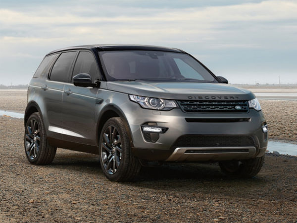 land rover discovery sport launch