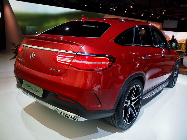 mercedes benz gle coupe features and specs