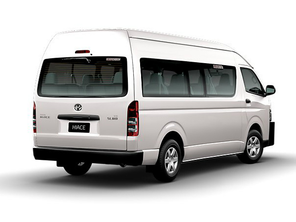 toyota hiace india launch