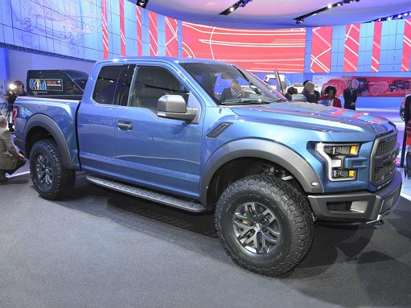 Diesel Pickup Trucks For Sale >> 2015 Detroit Auto Show: 5 Good Looking Pickup Trucks - DriveSpark News
