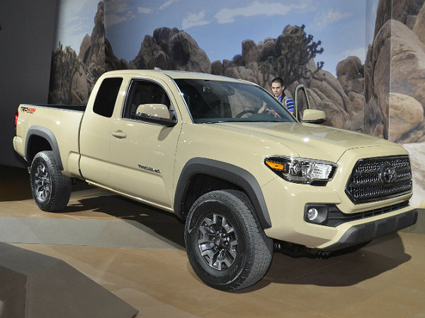 2015 detroit auto show 5 good looking pickup trucks. Black Bedroom Furniture Sets. Home Design Ideas
