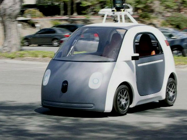 google self driving cars coming soon