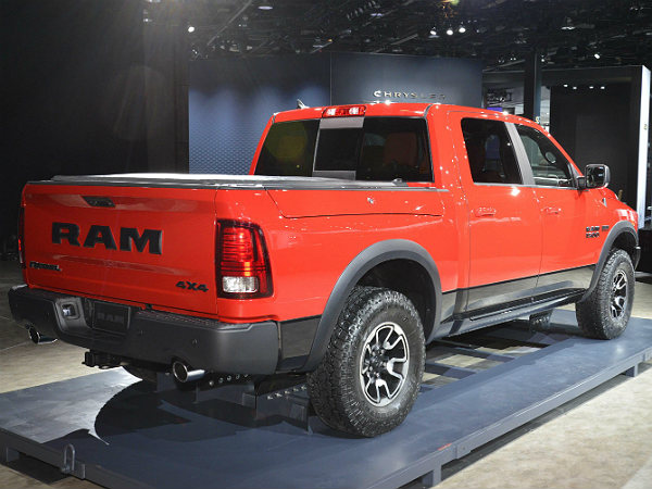 2015 ram 1500 rebel revealed