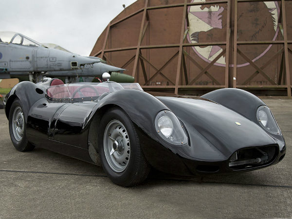 lister knobbly top speed