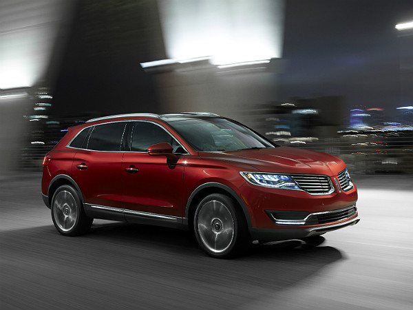 lincoln mkx engine specs