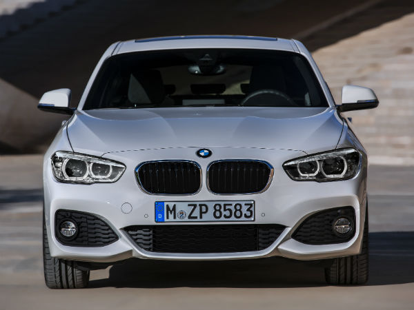 bmw 1 series refreshed model