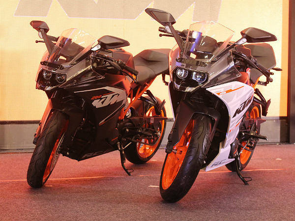 Ktm Motorcycle Prices In India