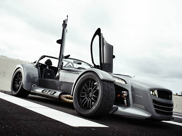 donkervoort d8 gto blister berg edition supercar