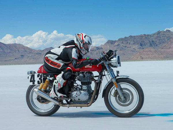 royal enfield new president