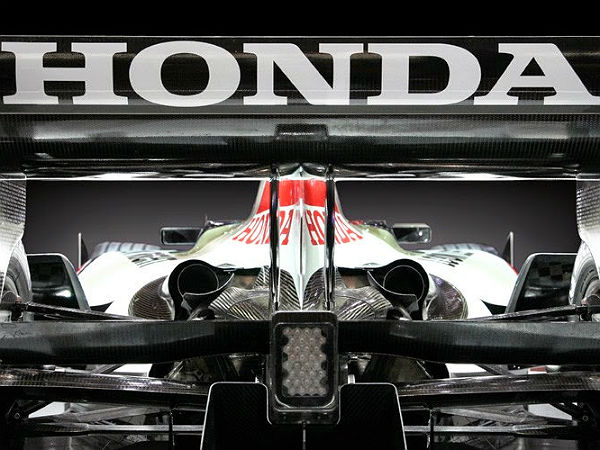 honda f1 engine development