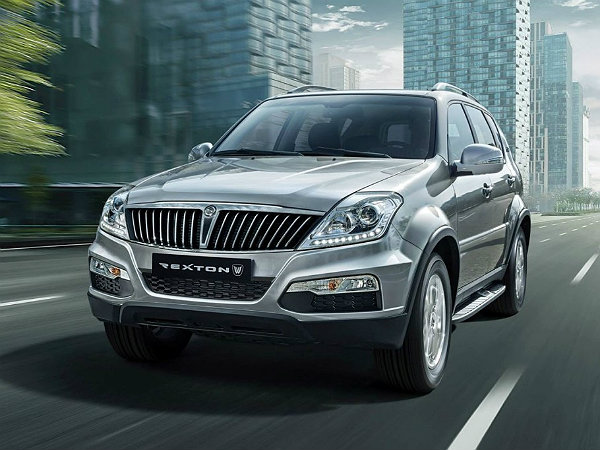 ssangyong rexton facelift india launch soon