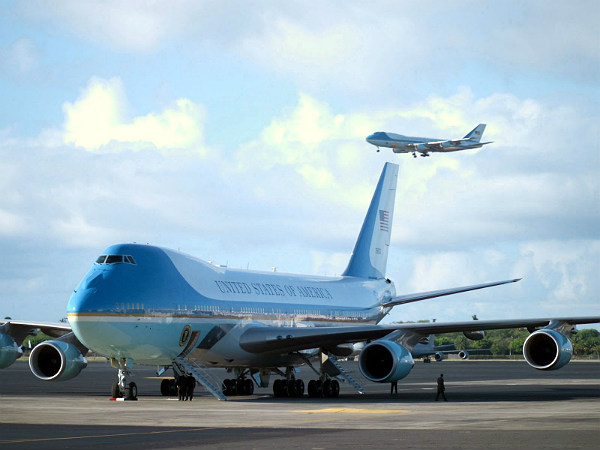 air force one features