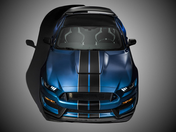 shelby limited edition mustang