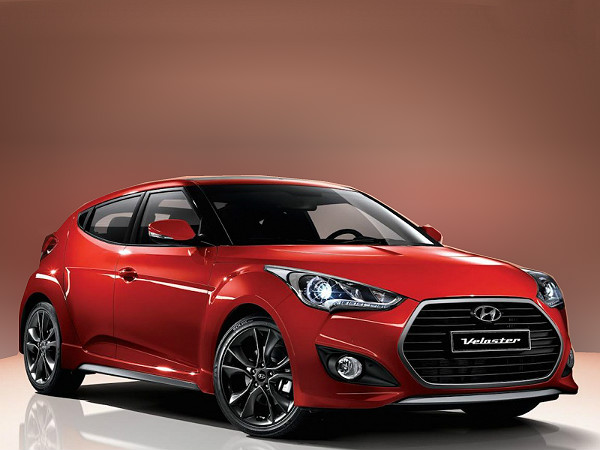 facelifted 2016 hyundai veloster to gain 7 speed dual. Black Bedroom Furniture Sets. Home Design Ideas