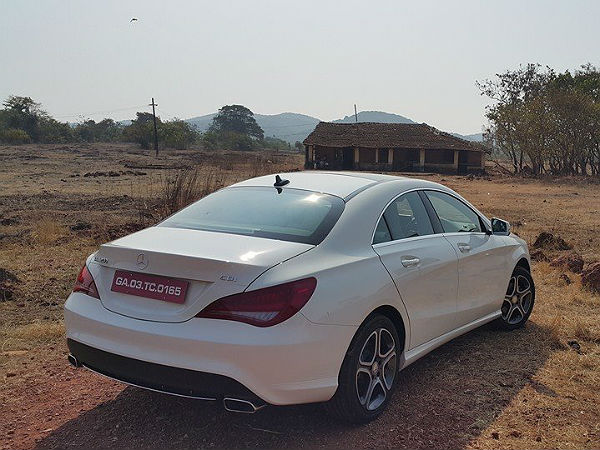 Mercedes benz cla class launched price specs features for Mercedes benz cla 2015 price