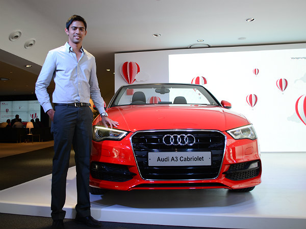 audi a3 cabriolet launched bangalore