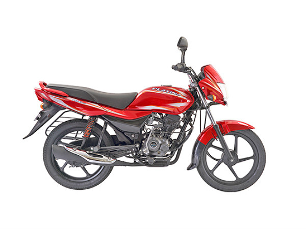 bajaj platina es features