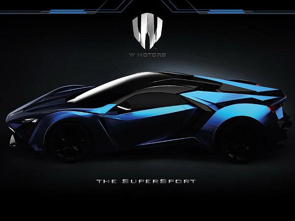 W Motors Lykan Hypersport Price >> Lykan Supersport: Eco-Friendly Sports Car Under Development - DriveSpark News