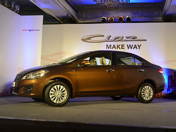 maruti suzuki ciaz new trim z plus