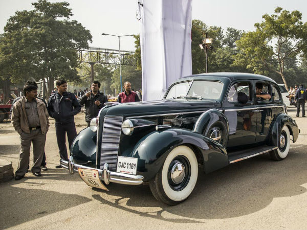 And, closer to home: The 21 Gun Salute Vintage Car Rally