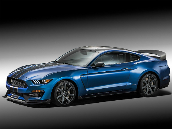 ford shelby mustang gt350r nurburgring record