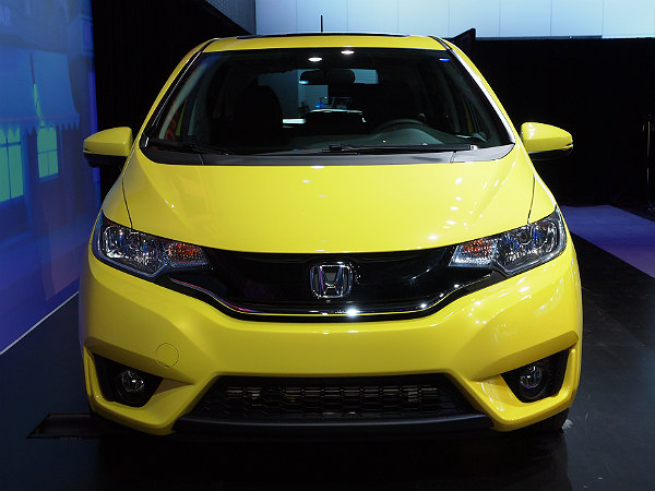 honda jazz safety rating