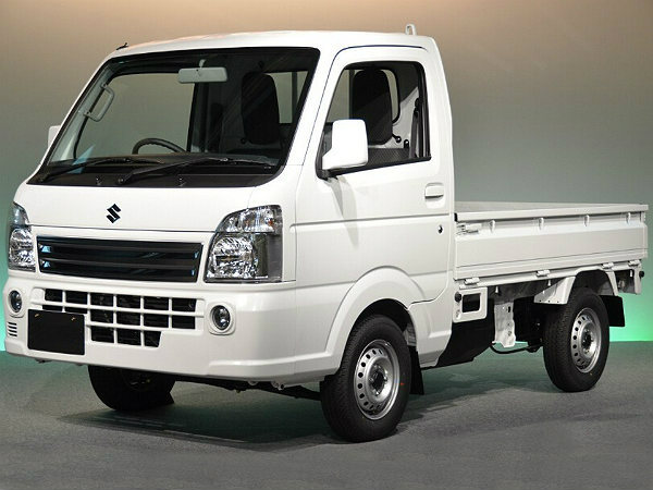 maruti super carry lcv