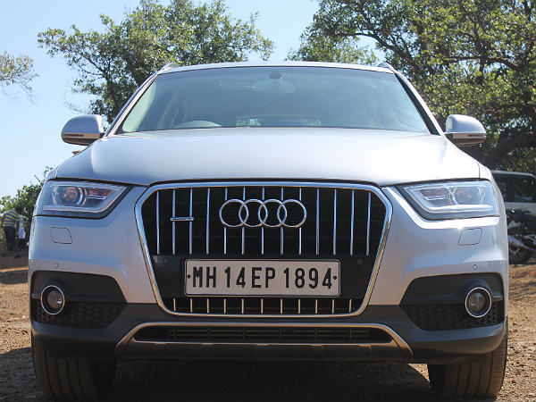 Audi Q3 Dynamic: Weekend Road Trip