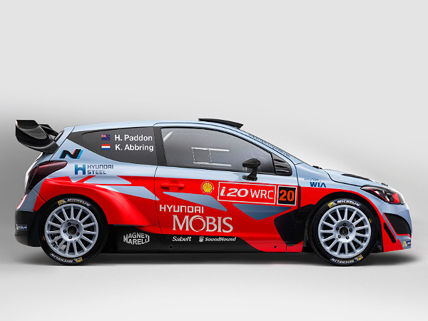 hyundai mobis rally team