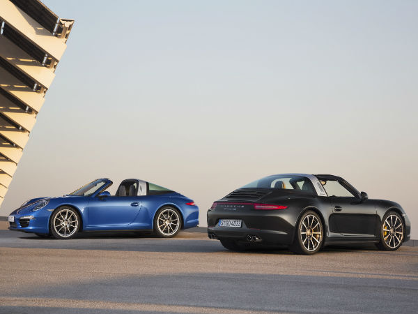 Porsche 911 Targa Launched In India Price Specs Features More Drivespark News