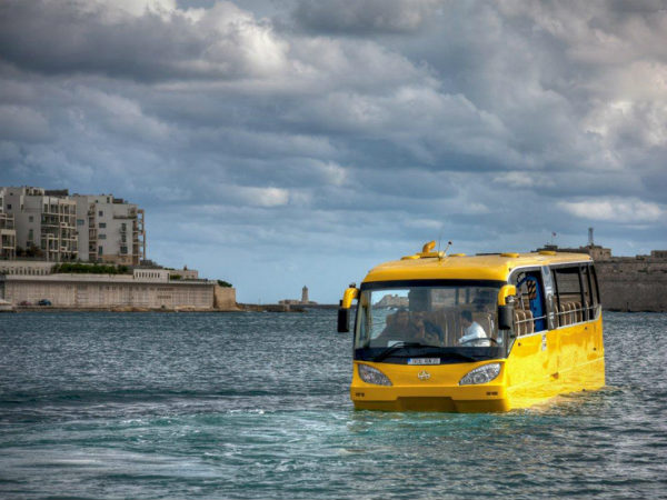 Goa To Have Amphibious Vehicles Soon
