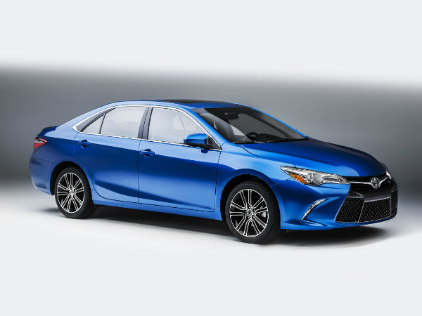 Toyota Camry Special Edition Front