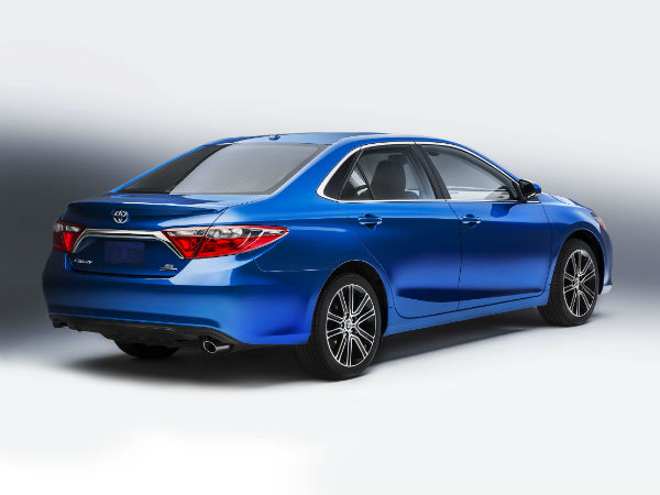 Toyota Camry Special Edition Rear