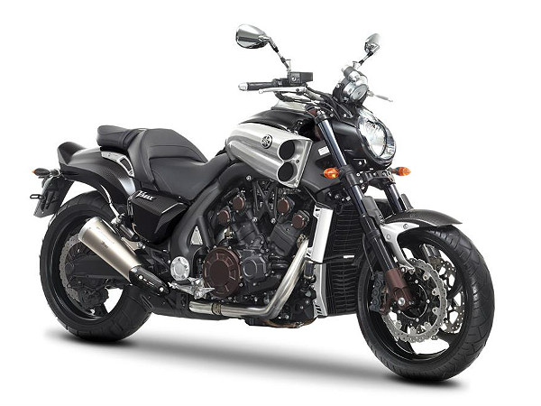 yamaha vmax carbon launch