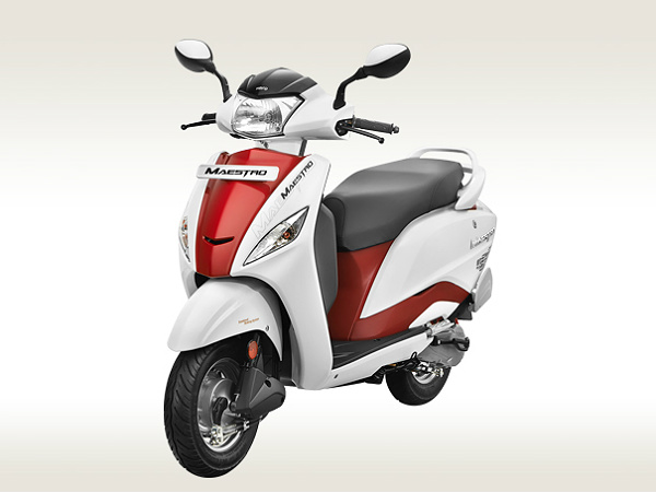 hero motocorp scooter