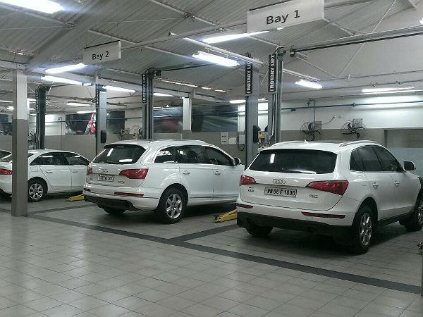 Audi Inaugurate Seventh PreOwned Luxury Car Showroom In Kolkata - Audi car showroom