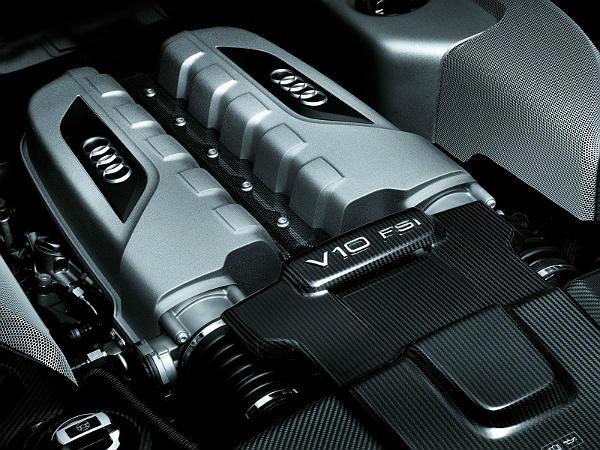 Geneva Motor Show Audi R To Debut With V Engine - Audi r8 engine