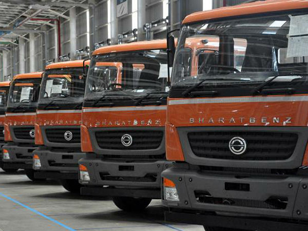 daimler commercial vehicles india