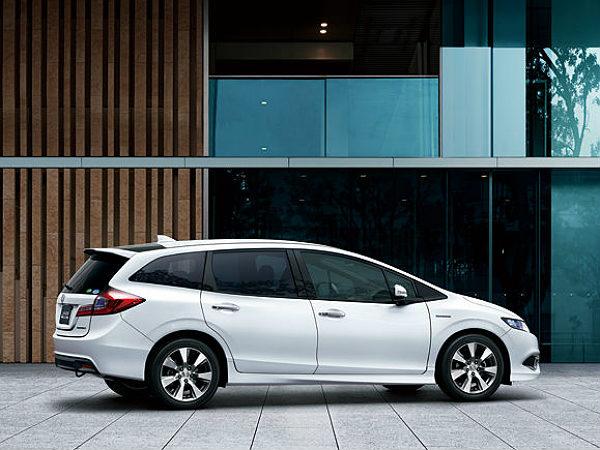 Honda Hybrid Minivan