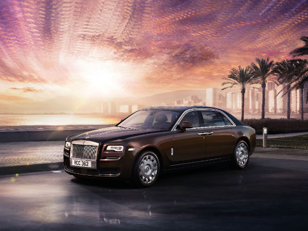 rolls royce ghost series II price in chennai