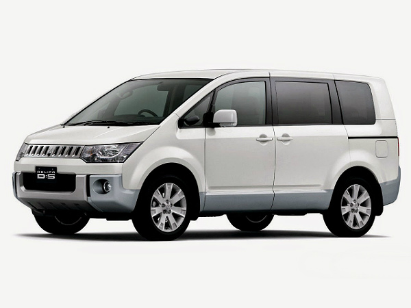 mitsubishi delica india launch